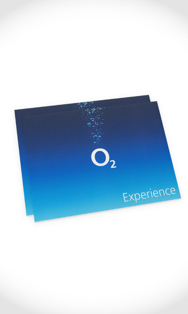 02 Experience Campaign Leaflet cover