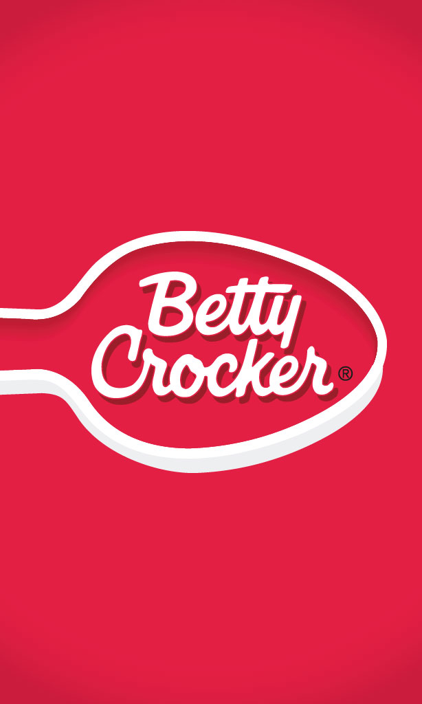 Betty Crocker Baking Products campaign