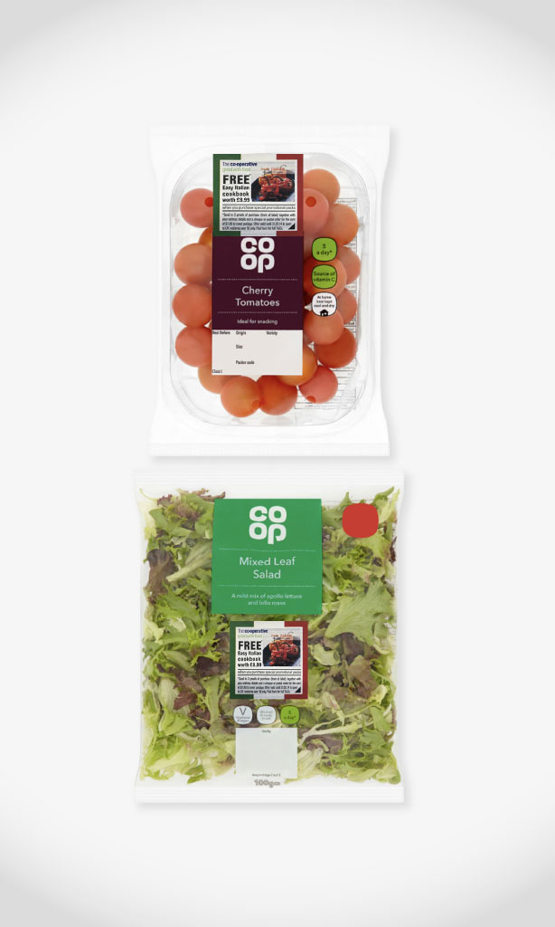 COOP: Fresh-Produce campaign